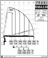 КМУ Fassi F305A.2.24