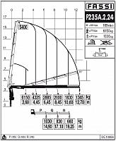КМУ Fassi F235A.2.24