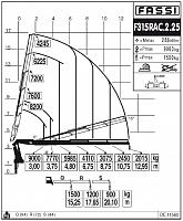 КМУ Fassi F315RAС.2.24