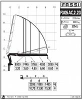 КМУ Fassi F305AС.2.23