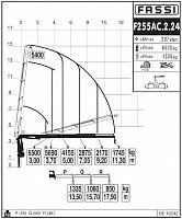 КМУ Fassi F255AС.2.24