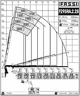 КМУ Fassi F295RA.2.28