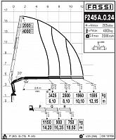 КМУ Fassi F245A.0.24
