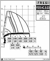 КМУ Fassi F215AС.0.23