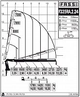 КМУ Fassi F335RA.2.24