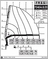 КМУ Fassi F245A.0.23