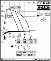 КМУ Fassi F235A.0.23