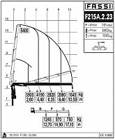 КМУ Fassi F215A.2.23