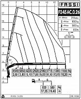 КМУ Fassi F245AС.0.26