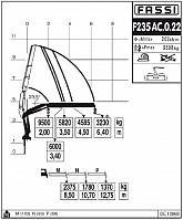 КМУ Fassi F235AC.0.22