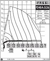 КМУ Fassi F245A.0.26