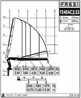 КМУ Fassi F245AС.2.23