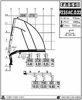 КМУ Fassi F235AC.0.23
