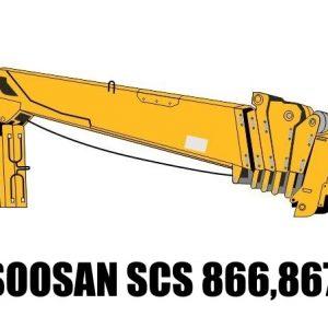 Soosan SCS 866,867