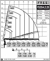 КМУ Fassi F335A.2.25