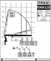 КМУ Fassi F245A.2.23