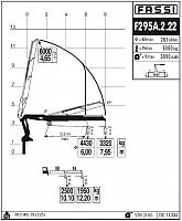 КМУ Fassi F295A.2.22