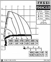 КМУ Fassi F245AС.0.23