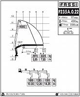 КМУ Fassi F235A.0.22