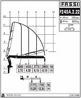КМУ Fassi F245A.2.22