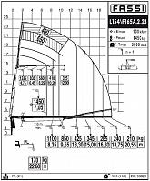 КМУ Fassi F165A.2.23 L154
