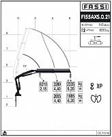 КМУ Fassi F155AXS.0.21