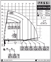 КМУ Fassi F155A.2.23 L153