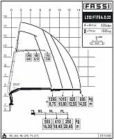 КМУ Fassi F175A.0.22 L212