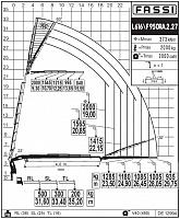 КМУ Fassi F950RA.2.27 L616