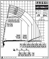 КМУ Fassi F800RA.2.27 L425