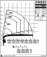 КМУ Fassi F950RA.2.25