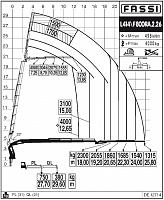 КМУ Fassi F800RA.2.26 L414