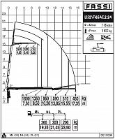 КМУ Fassi F165AC.2.24 L152