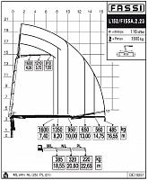 КМУ Fassi F155A.2.23 L152