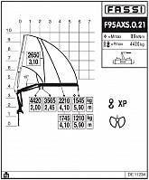 КМУ Fassi F95AXS.0.21