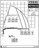 КМУ Fassi F135AС.0.23 L102