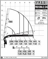 КМУ Fassi F820RA.2.24