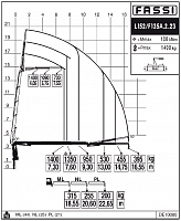 КМУ Fassi F135A.2.23 L152