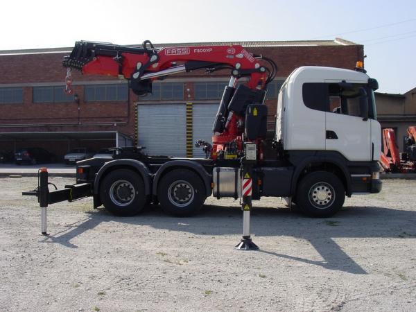 КМУ Fassi F800RA.2.25 L515