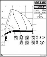 КМУ Fassi F135AXS.0.22