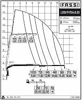 КМУ Fassi F175A.0.23 L213