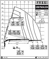 КМУ Fassi F165A.0.24 L102
