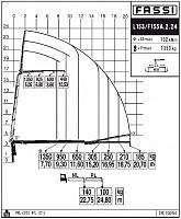 КМУ Fassi F155A.2.24 L153