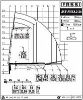 КМУ Fassi F155A.2.24 L152