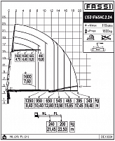 КМУ Fassi F165AC.2.24 L153