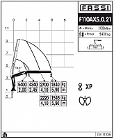 КМУ Fassi F110AXS.0.21