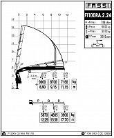 КМУ Fassi F1100RA.2.24