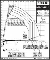 КМУ Fassi F990RA.2.27 L426