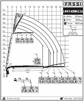 КМУ Fassi F600RA.2.26 L414