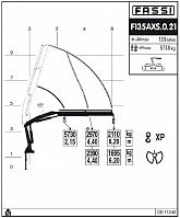 КМУ Fassi F135AXS.0.21